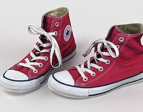 3D Converse Shoes shoes
