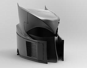 hero Batman Knightfall Helmet 3D Print Model