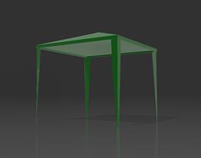 Tent Garden stor 3x3 3D