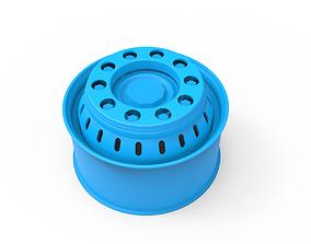 part TRUCK WHEEL 3D printable model