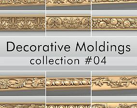 3D Decorative Moldings collection 04