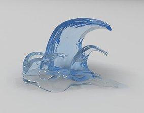 3D printable model Waves