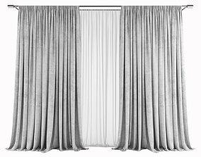 Curtains538 3D model