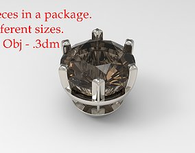 3D print model Jewelry Prong Head 3