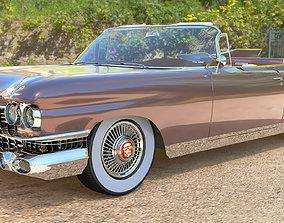 3D model Classic Car 1959