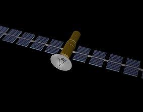 3D model Satellite 4
