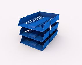 Paper Tray 3D