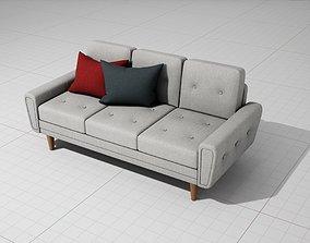 3D model Harvey Sofa Classic UE4