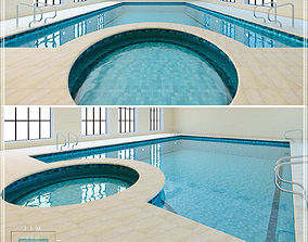 Swimming pool 3D poolswimming