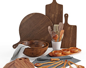 3D PBR Kitchenware and Tableware 10