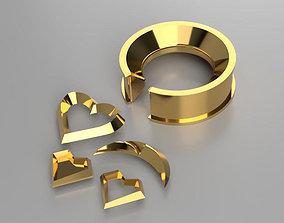 KDA Ahri Accessories 3D printable model