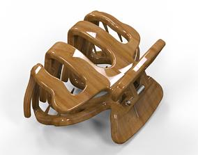 Hair Clip 3D printable model