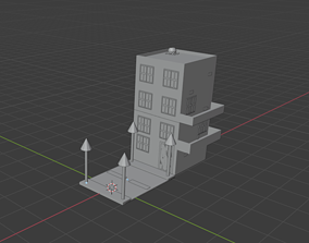 Built-Street 3D