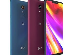 LG Q9 All Color 3D