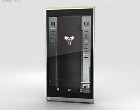 Turing Phone Pharaoh 3D