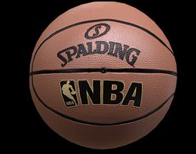 3D asset basket-ball