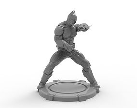 3D print model ironman Batman - Fight Pose