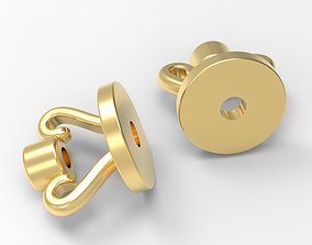 3D print model Clasp for studs