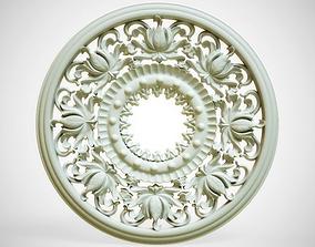 Engraving no3 3D model
