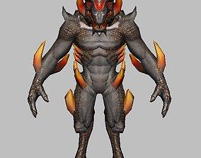 Monster suit 3D