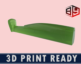 Split Belly Soft Bait 3D Printable
