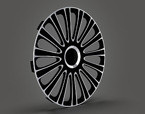 3D model Argo Lemans - Plastic car wheel cover