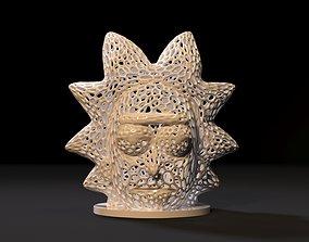 Rick voronoi 3D printable model