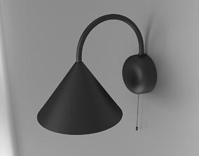 3D asset Wall Lamp