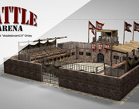 3D Battle Arena