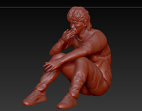 3D print model Akira Nakai San Porsche RAUH-Welt BEGRIFF 2