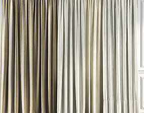 3D Curtain Set 54