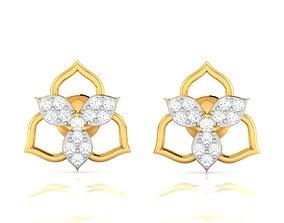 Earrings - 71110 3D print model