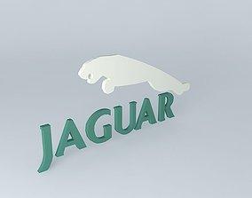3D Jaguar Logo
