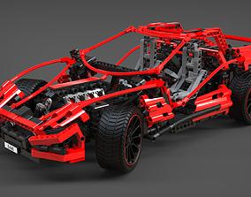 LEGO TECHNIC 8448 Super Street Sensation 3D