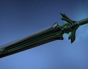 valorantknife 3D print model