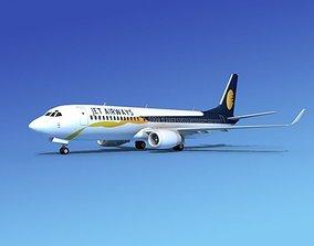 3D model Boeing 737-800Jet Airlines