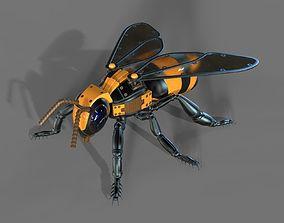 3D model Robot Bee