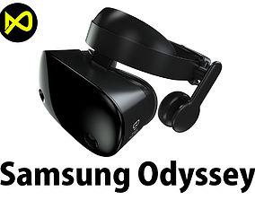 Samsung Odyssey Windows Mixed VR Headset 3D