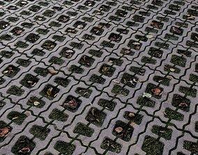 Eco brick tile scan 50 3D