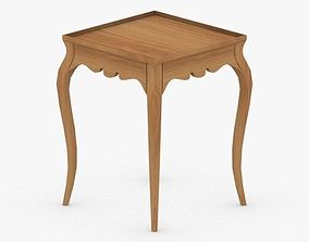 3D asset low-poly 0321 - Coffee Table