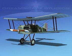 RAF SE-5A Fighter V13 3D