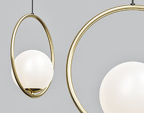 3D Pentand lamp BLUX C Ball circle