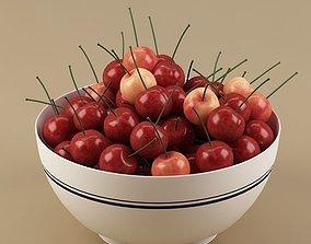 Cherries 01 3D