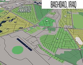 Baghdad 3D model
