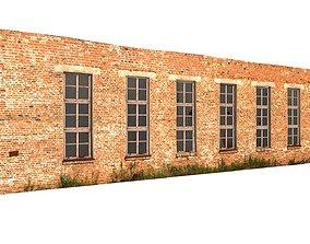 3D model Factory Building 01 02