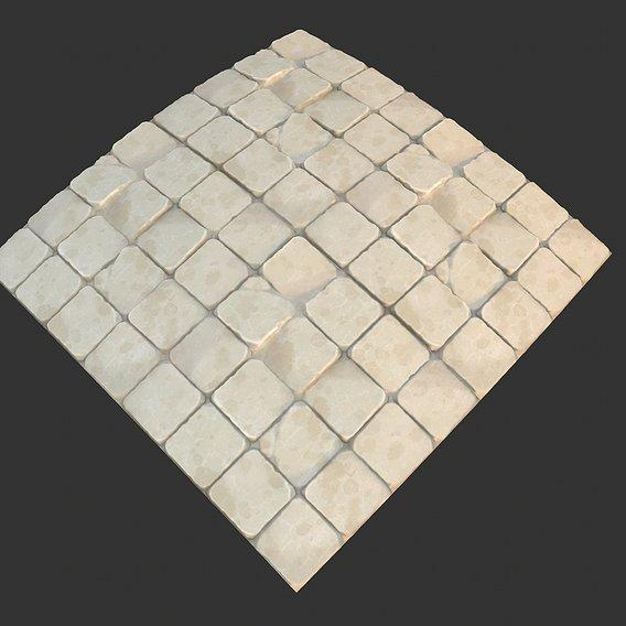 Roman Floor Tile