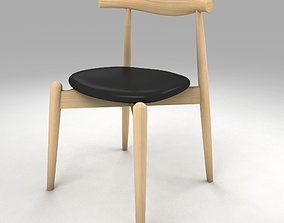 Elbow Chair - Hans J Wegner 3D