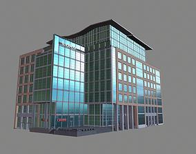 400 Howard Street Building San Francisco 3D model