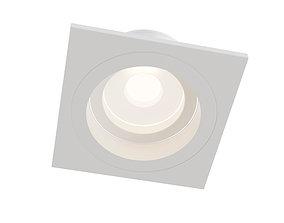 Downlight Akron DL026-2-01W Maytoni Technical 3D model
