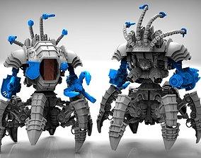 3D print model titan Dark Techno Arachknight legs